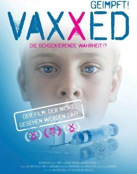 """Das Hauptplakat von """"Vaxxed"""" (© Busch Media Group)"""