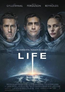 "Das Hauptplakat von ""Life"" (© Sony Pictures Germany)"