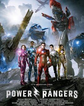 """Das Hauptplakat von """"Power Rangers"""" (© StudioCanal)"""