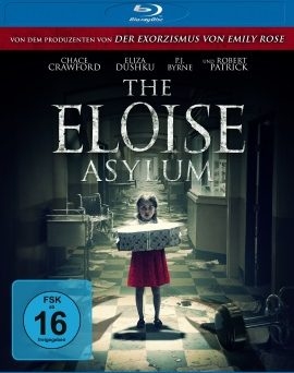 "Das Blu-ray-Cover von ""The Eloise Asylum"" (© Universum Film)"