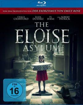 "Das Blu-ray-Cover von ""The Eloise Asylum"" (© Universum Film)"