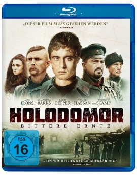 "Das Blu-ray-Cover von ""Holodomor - Bittere Ernte"" (© Pandastorm Pictures)"