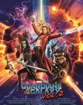 "Das Hauptplakat von ""Guardians of the Galaxy 2"" (© 2017 Walt Disney Studios/Marvel)"
