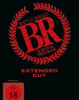 "Das Cover von ""Battle Royale"" (© Capelight Pictures)"