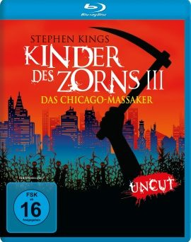 "Das Blu-ray-Cover zu ""Kinder des Zorns III - Das Chicago-Massaker"" (© Capelight Pictures)"