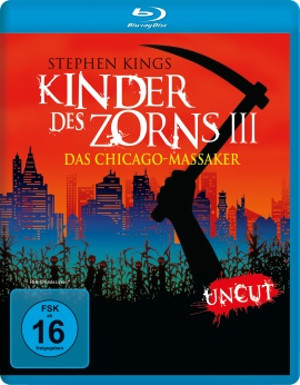 "Das Blu-ray-Cover zu ""Kinder des Zorns 3 - Das Chicago-Massaker"" (© Capelight Pictures)"