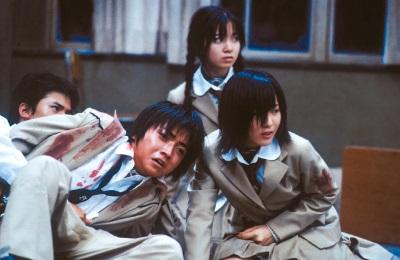 Unterricht mal anders für die Klasse 9b (© Capelight Pictures)