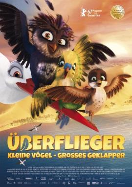 """Das Hauptplakat von """"Überflieger"""" (© Wild Bunch Germany)"""