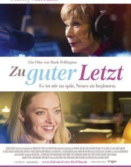 """Das Hauptplakat von """"Zu guter Letzt"""" (© Tobis Film)"""