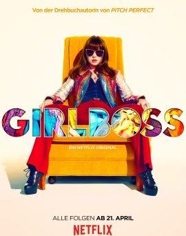 "Das Plakat von ""Girlboss"" (© Netflix)"