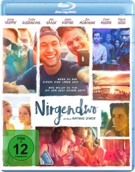 """Das Blu-ray-Cover von """"Nirgendwo"""" (© Polyband)"""