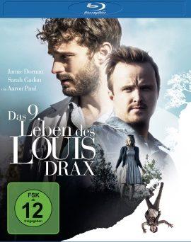 "Das Blu-ray-Cover von ""Das neunte Leben des Louis Drax"" (© Square One/Universum Film)"
