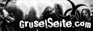Das Banner von Gruselseite.com