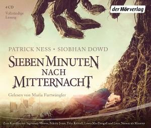 Sieben Minuten nach Mitternacht von Patrick Ness © der Hörverlag