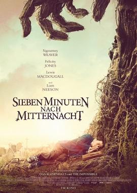 """Das Hauptplakat zu """"Sieben Minuten nach Mitternacht"""" (© StudioCanal)"""
