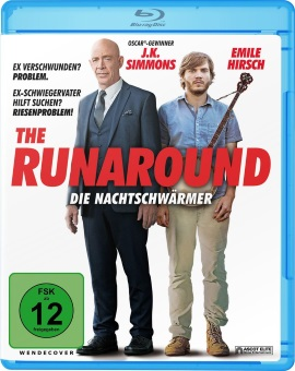 "Das Blu-ray-Cover von ""The Runaround"" (© Ascot Elite)"
