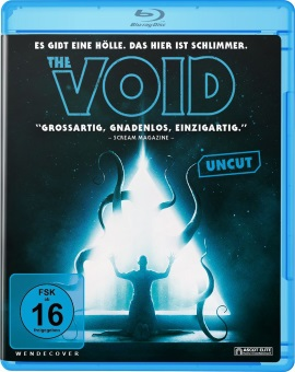 "Das Blu-ray-Cover von ""The Void"" (© Ascot Elite)"