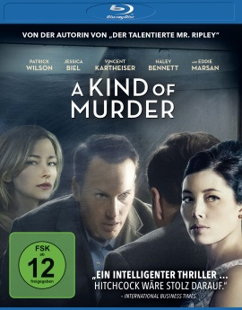 "Das Blu-ray-Cover von ""A Kind Of Murder"" (© Universum Film)"