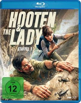 """Das Blu-ray-Cover der ersten Staffel von """"Hooten & the Lady"""" (© Polyband)"""