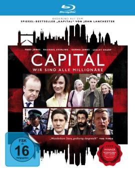 """Das Blu-ray-Cover von """"Capital - Wir sind alle Millionäre"""" (© Polyband)"""