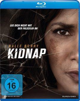 "Das Blu-ray-Cover von ""Kidnap"" (© EuroVideo)"