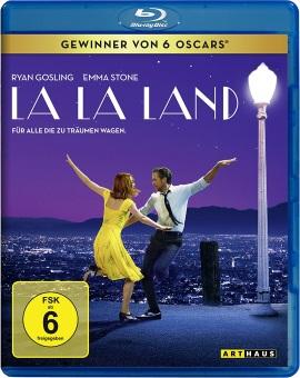 """Das Blu-ray-Cover von """"La La Land"""" (© StudioCanal)"""