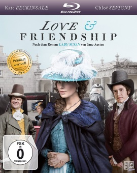 "Das Blu-ray-Cover von ""Love & Friendship"" (© KSM)"