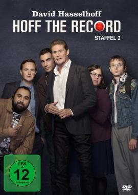 """Das DVD-Cover von """"Hoff tnhe Record Staffel 2"""" (© Polyband)"""