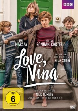 """Das DVD-Cover von """"Love, Nina"""" (© Polyband)"""