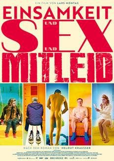 """Das Kinoplakat von """"Einsamkeit und Sex und Mitleid"""" (© X-Verleih)"""
