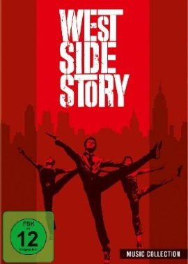 "Ein aktuelles DVD-Cover von ""West Side Story"" (© 20th Century Fox)"