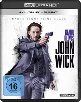 "Das Cover von ""John Wick"" (© StudioCanal)"