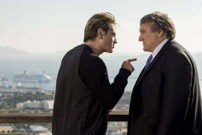 Die Freundschaft von Lucas und Robert gehört in die Vergangenheit (© Polyband)