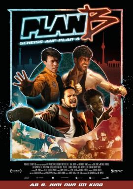 """Das Plakat zu """"Plan B - Scheiß auf Plan A"""" (© 20th Century Fox)"""