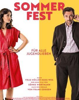 """Das Plakat von """"Sommerfest"""" (© X-Verleih)"""