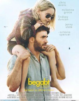 """Das Plakat von """"Begabt - Die Gleichung eines Lebens"""" (© 2017 Twentieth Century Fox)"""