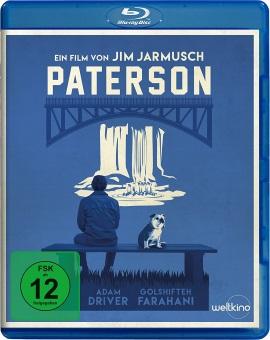 "Das Blu-ray-Cover von ""Paterson"" (© Weltkino)"