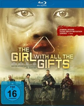 "Das Blu-ray-Cover von ""The Girl With All The Gifts"" (©Square One/Universum Film)"