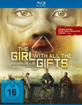 """Das Blu-ray-Cover von """"The Girl With All The Gifts"""" (©Square One/Universum Film)"""
