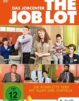"Das DVD-Cover von ""The Job Lot - Das Jobcenter"" (© Polyband)"