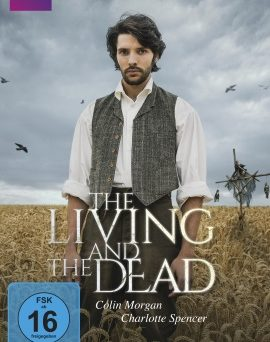 "Das DVD-Cover von ""The Living and the Dead"" (© Polyband)"
