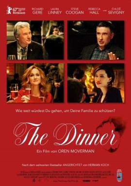 """Das Hauptplakat von """"The Dinner"""" (© Tobis Film)"""