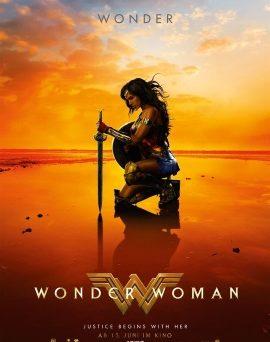 """Das Hauptplakat von """"Wonder Woman"""" (© Warner Bros Pictures Germany)"""
