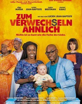 """Das Hauptplakat von """"Zum Verwechseln ähnlich"""" (© Neue Visionen Filmverleih)"""