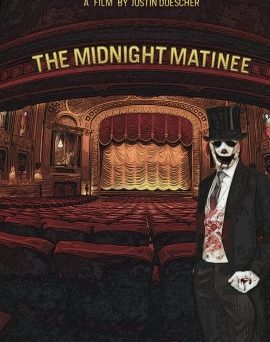 "Das Plakat von ""The Midnight Matinee"" (© Amazon Video)"