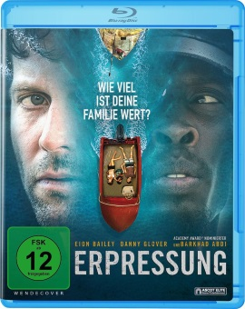 """Das Blu-ray-Cover von """"Erpressung"""" (© Ascot Elite)"""