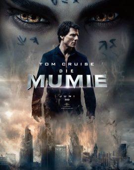 """Das Plakat zu """"Die Mumie"""" (© Universal Pictures Germany)"""