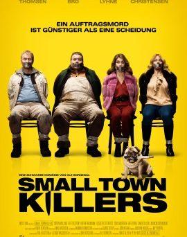 """Das Hauptplakat von """"Small Town Killers"""" (© DCM)"""