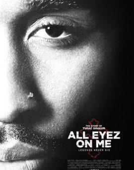 """Das Hauptplakat von """"All Eyez On Me"""" (© Constantin Film)"""
