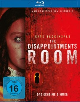 """Das Blu-ray-Cover von """"The Disappointments Room"""" (© Universum Film)"""